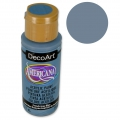 Pittura acrilica Alta Qualità - DecoArt Americana  - Grey Blue x59ml