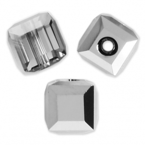 Cubo Swarovski 5601 mm. 6 Crystal Light Chrome x1
