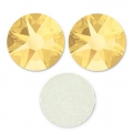 Strass da incollare Swarovski mm 1,8 Crystal Metallic Sunshine x36