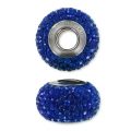 BeCharmed Pavé Swarovski 80101 mm. 14 Majestic Blue x1