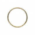Anello/Base di montaggio 16 mm Gold filled 14 carati x1