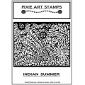 Foglio texture Pixie Art per pasta polimerica 10.5x13 cm Indian Summer