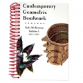 Contemporary Geometric Beadwork Volume 1 - Kate McKinnon  - libro in inglese