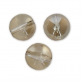 Sfere Globe Swarovski 5028/4 mm. 10 Crystal Golden Shadow x4