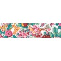 Biais en tissu Liberty Elysian Day - Multi Rose x 1m