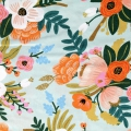 Tessuto viscosa Rifle Paper Co - Amalfi Lively Floral x10cm