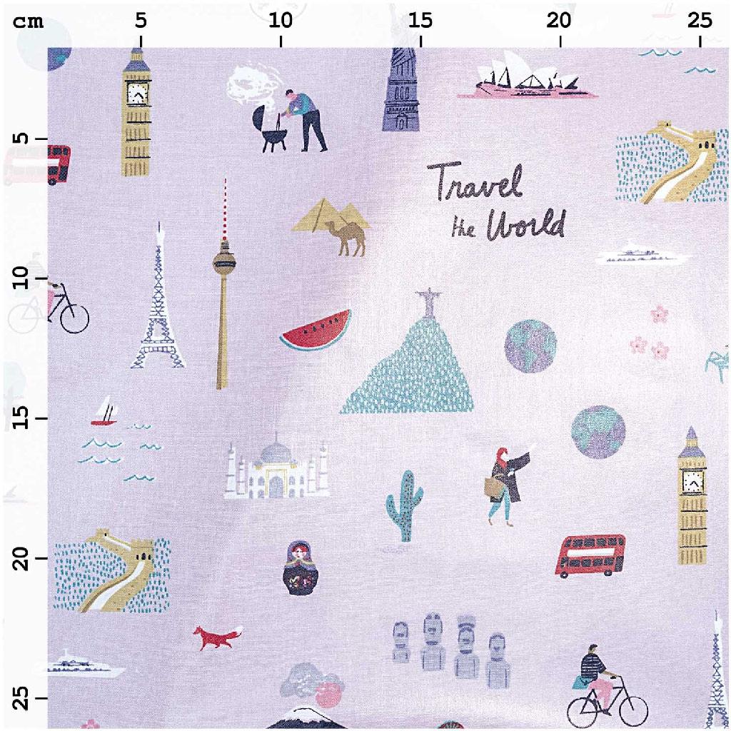 déco voyage autour du monde - 28 images - le petit livre de couture
