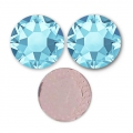 Strass Hotfix Swarovski mm. 3 Aquamarine x36