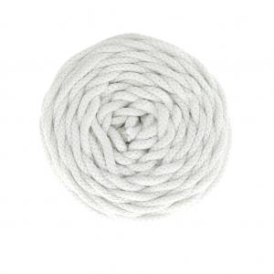 nastro per cucito e lavori artigianali Sbieco bianco in cotone 2/metri x 2,5/cm