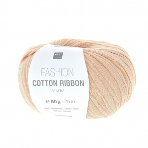 fd07566d3e Filato Fashion Cotton Ribbon Chunky Rosa cipria x50g