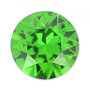 Cabochon Swarovski 1088 mm. 8 Fern Green