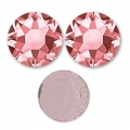 Strass Hotfix Swarovski mm. 7 Light Rose x12