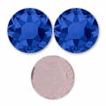 Strass Hotfix Swarovski mm. 7 Capri Blue x12