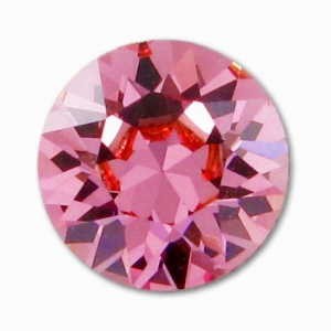 Cabochon Swarovski 1088 mm. 8 Rose x1