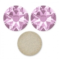 Strass da incollare Swarovski mm. 6 Light Amethyst x10