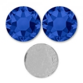 Strass Hotfix Swarovski mm. 3 Capri Blue x36