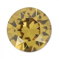 Cabochon Swarovski 1088 mm. 4 Light Smoked Topaz x10
