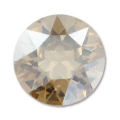 Cabochon Swarovski 1088 mm. 4 Crystal Golden Shadow x10