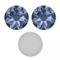 Strass Hotfix Swarovski mm. 3 Denim Blue x36