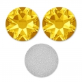 Strass da incollare Swarovski mm. 4 Light Topaz x36