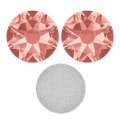 Strass da incollare Swarovski mm. 4 Rose Peach x36