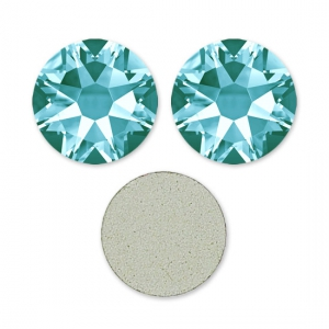 Strass da incollare Swarovski mm. 4 Light Turquoise x36