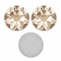 Strass da incollare Swarovski mm. 6 Light Silk x10