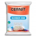 Pasta Cernit Number One 56gr Rosso papavero (n°428)