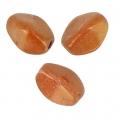 Pinch Beads 5x3 mm Opaque Luster Rose x50