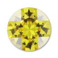 Cabochon Swarovski 1088 mm. 3 Light Topaz x20