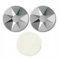 Strass da incollare Swarovski mm. 4 Crystal Light Chrome x36