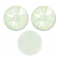 Strass da incollare Swarovski mm. 6 Crystal Powder Green x10