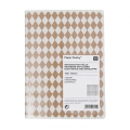 Paper Poetry Notebook rombi 105x140 mm Bianco x1