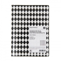 Paper Poetry Notebook rombi 105x140 mm Nero x1