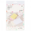 Assortimento di tetrapak Paper Poetry Romantic Flowers x6