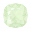 Cabochon Swarovski 4470 mm. 10 Crystal Powder Green