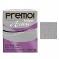 Pasta modellabile Premo Accents 57gr White Gold Glitter (n°5132)