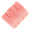 Filo C-Lon Tex 400 Bead Cord mm. 0,90 Pink Lemonade x m. 35