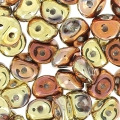 ES-O® Beads 5 mm Crystal California Gold Rush x5g