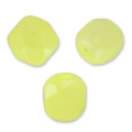 Sfaccettate mm 3 Pastel Yellow Pearl x50