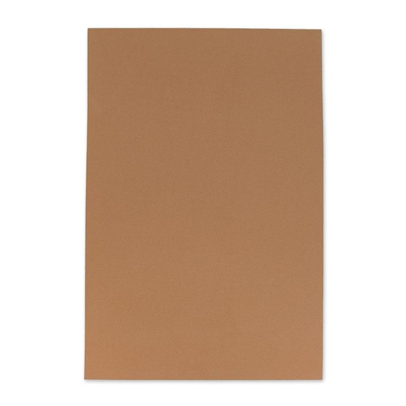 Foglio in mousse termoformabile 20x30cm marrone chiaro x1 for Tende beige e marrone