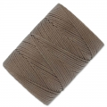 Filo C-Lon Beading Cord 0,50 mm Med Brown x 82 m