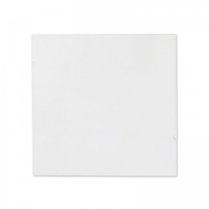 Placca 50x50 mm mm. 0.5 in argento 925 x1