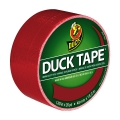 Adesivo Duck Tape  uni 48 mm Red x18m