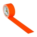 Adesivo Duck Tape  uni Fluo 48 mm Neon Orange x13m