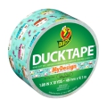 Adesivo Duck Tape fantasia 48 mm Happy Camper x9m