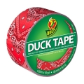 Adesivo Duck Tape fantasia 48 mm Red Bandana x9m