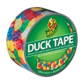 Adesivo Duck Tape fantasia 48 mm Gummy Bear x9m
