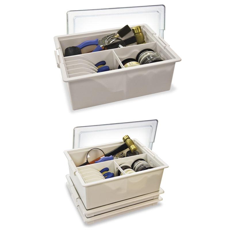 Tool and spool bin scatole e cassetti portaoggetti - Scatole portaoggetti ...