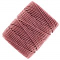 Filo C-Lon Tex 400 Bead Cord mm. 0,90 Copper Rose x m. 35